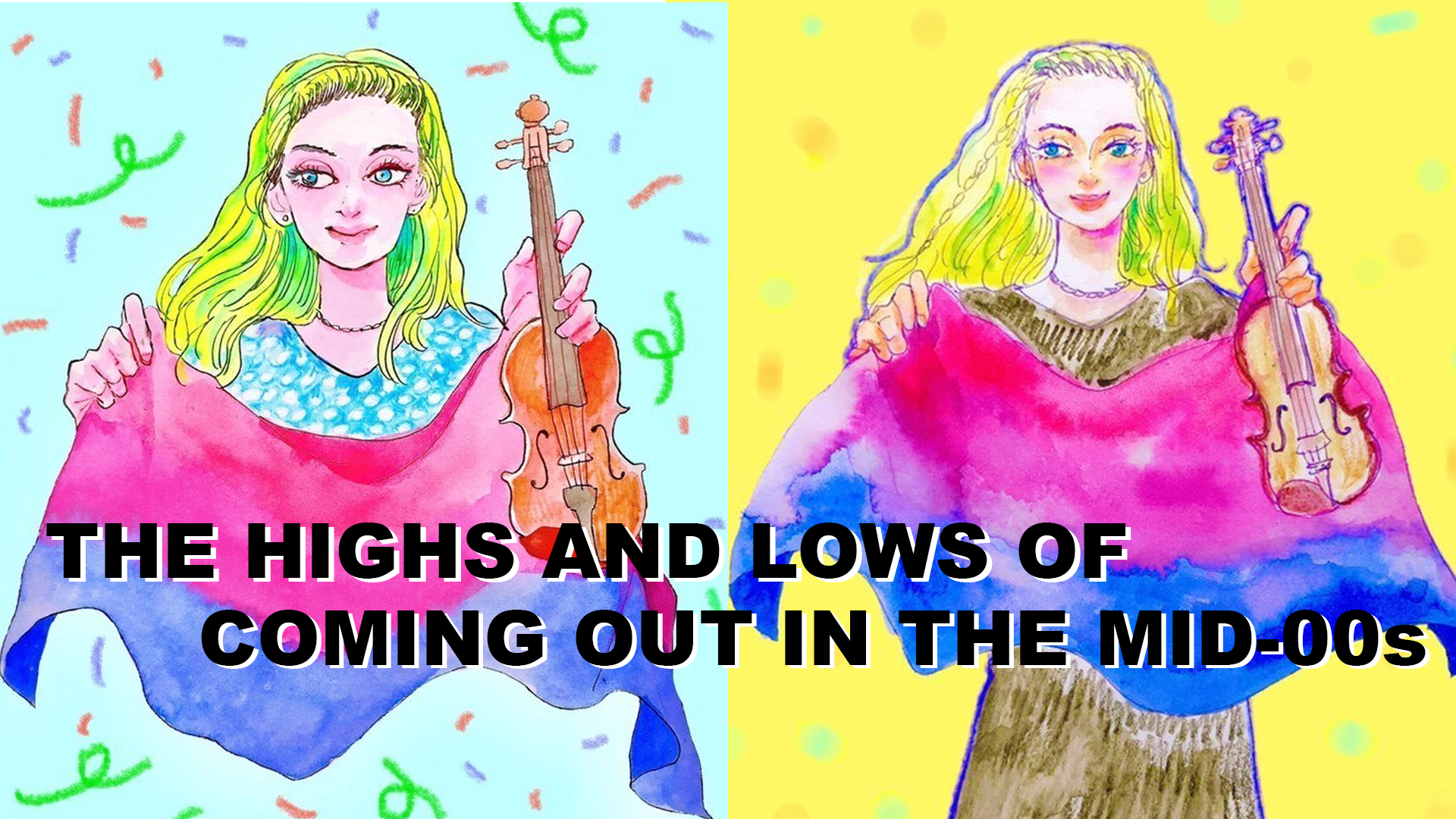 The Highs and Lows of Coming out in the Mid-00s